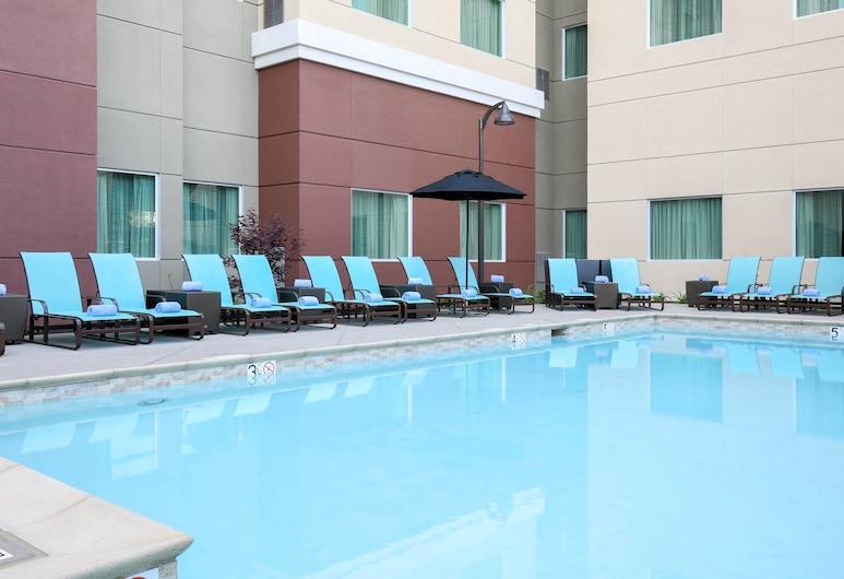 سبرينج هيل سويتس بالقرب من ماريوت مطار سان خوسيه, سان هوزيه, حمام سباحة