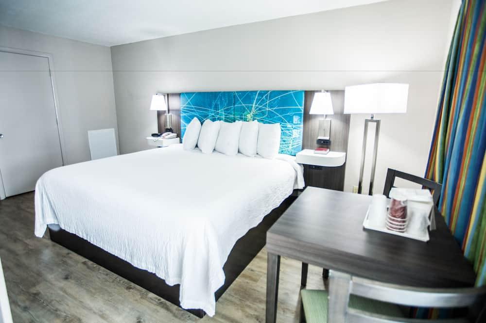 Standard Tek Kişilik Oda, 1 En Büyük (King) Boy Yatak, Okyanus Manzaralı - Oda