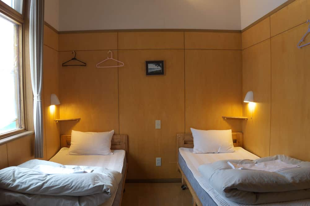 客房, 非吸煙房, 共用浴室 (5 guests, with Loft and Mountain View) - 客房