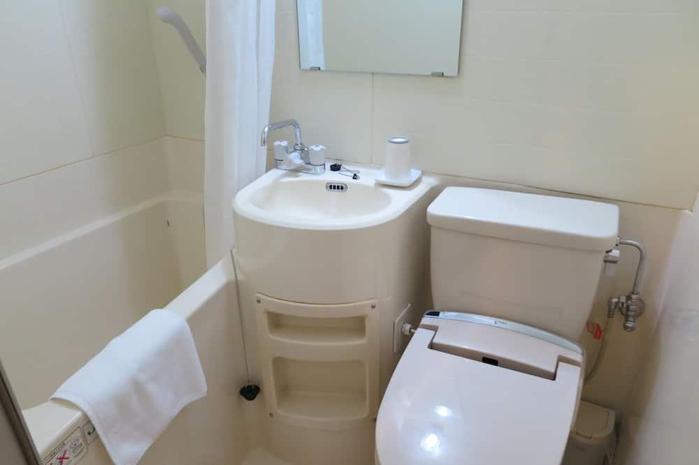 ツインルーム 共有バスルーム - バスルーム