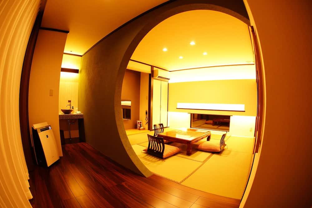 Pokój tradycyjny, dla niepalących, aneks (Designer, Japanese Style, Fuji,) - Infrastruktura wewnętrzna hotelu