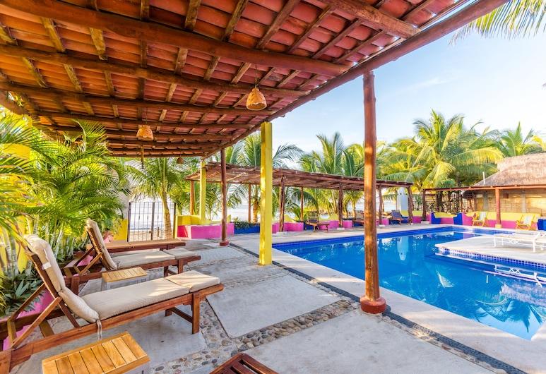 Hotel Meson de Mita, Punta de Mita, Piscina al aire libre