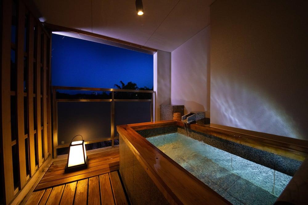 Shizuka no Umi with Open-Air Bath, Ocean View - Bathroom