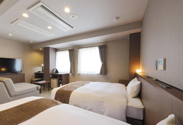 Matsue Urban Hotel, Ματσούε, Basic Δίκλινο Δωμάτιο (Twin), Μη Καπνιστών, Δωμάτιο επισκεπτών