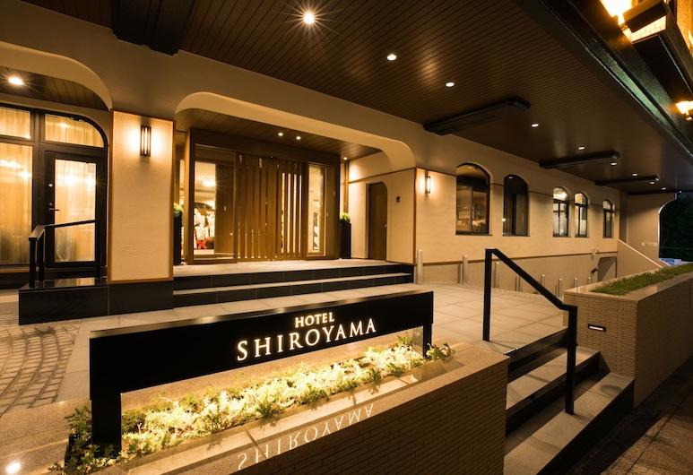 Hotel Shiroyama, Yugawara