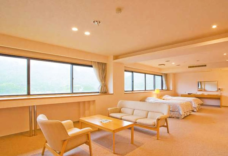 Hotel Secondstage, Τακαμάτσου, Traditional Δωμάτιο (Japanese Style, Family), Δωμάτιο επισκεπτών