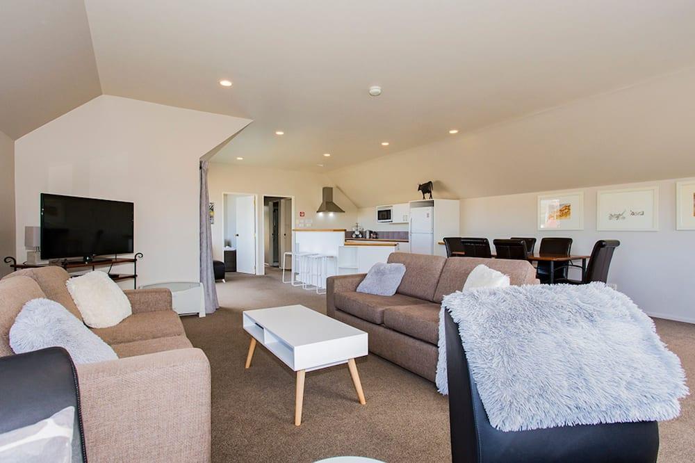 Çatı Katı Süiti (Penthouse) (Apartment) - Oturma Alanı