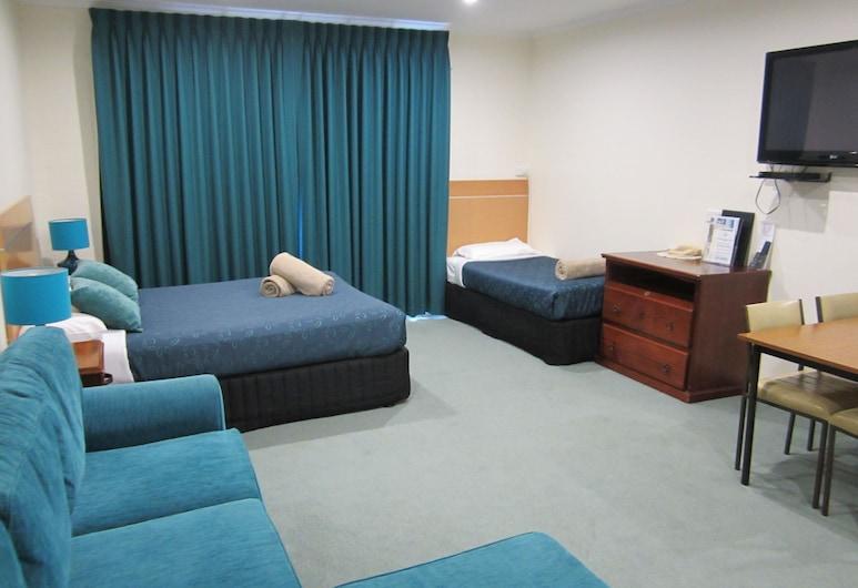 Snowgum Motel, Tawonga South, Family Room, Non Smoking, Guest Room