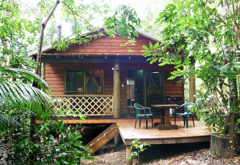 Crater Lakes Rainforest Cottages, Lake Eacham, Exterior