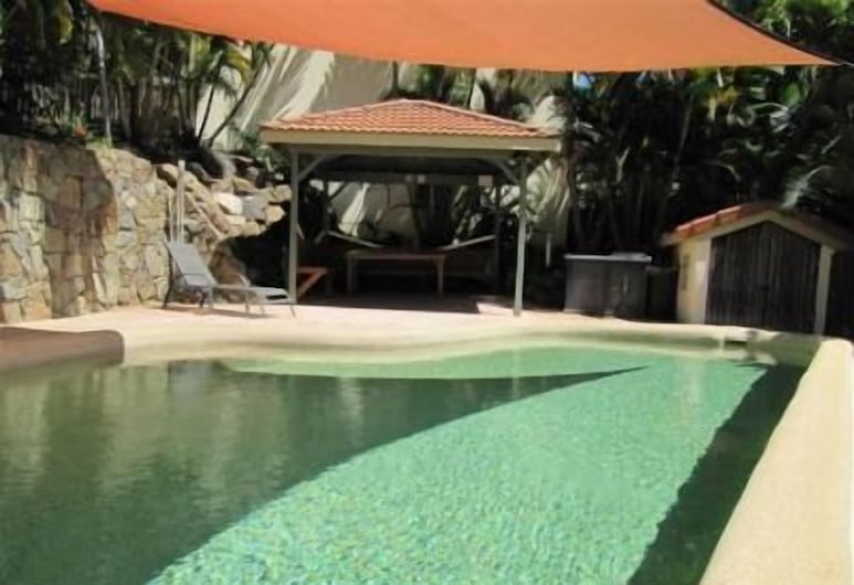 Reefside Villas, Cannonvale, Kolam Terbuka