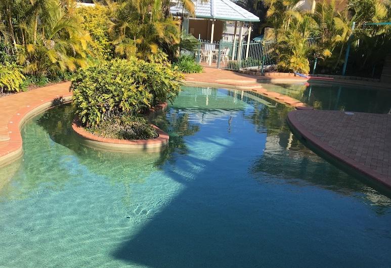 城鎮海灘比奇科默渡假酒店, 馬克夸立港, 外觀