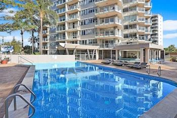 黃金海岸太平洋雷吉斯公寓飯店的相片