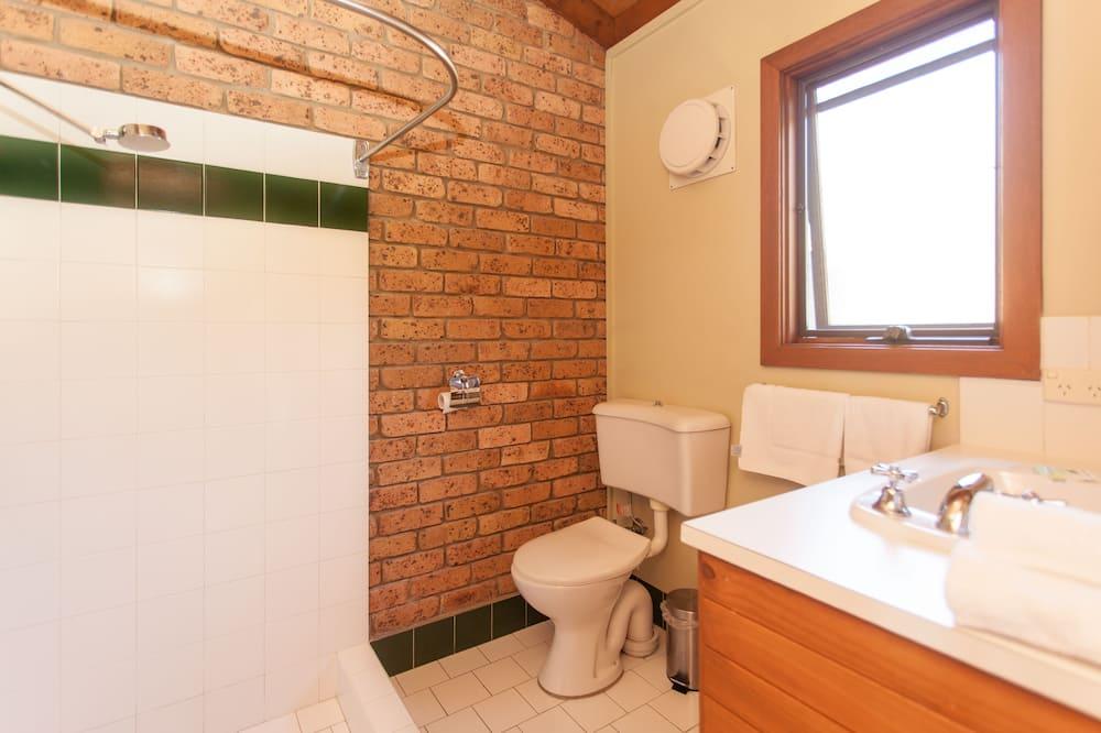 標準雙人或雙床房, 1 間臥室, 簡易廚房, 葡萄園景觀 - 浴室