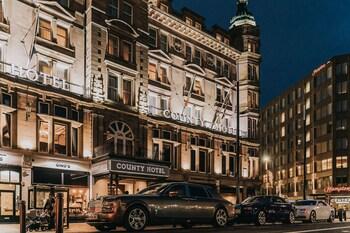Fotografia do County Hotel em Newcastle-upon-Tyne