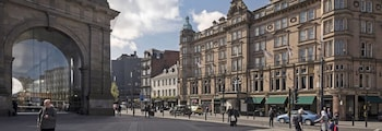 Mynd af County Hotel í Newcastle-upon-Tyne