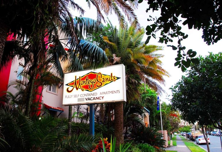 Montego Sands Resort, Mermaid Beach
