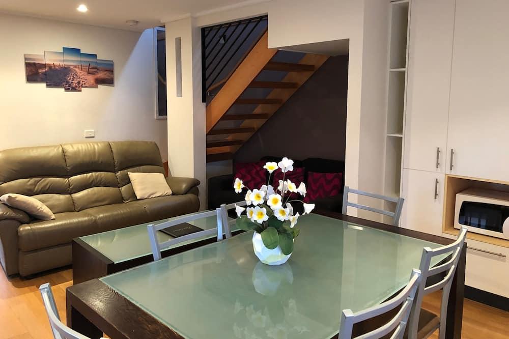 Domek rodzinny - Powierzchnia mieszkalna