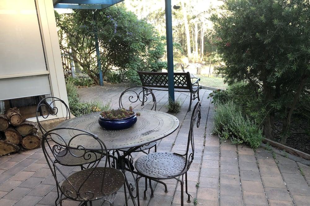 Standard Suite, 1 Bedroom, Non Smoking, Kitchen (Romance SPA*FIRE Cottage4) - Terrace/Patio