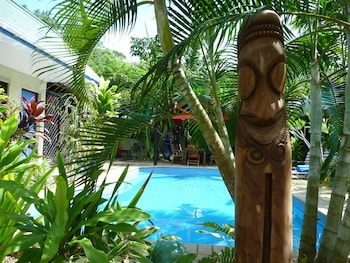 Foto van Traveller's Budget Motel in Port Vila