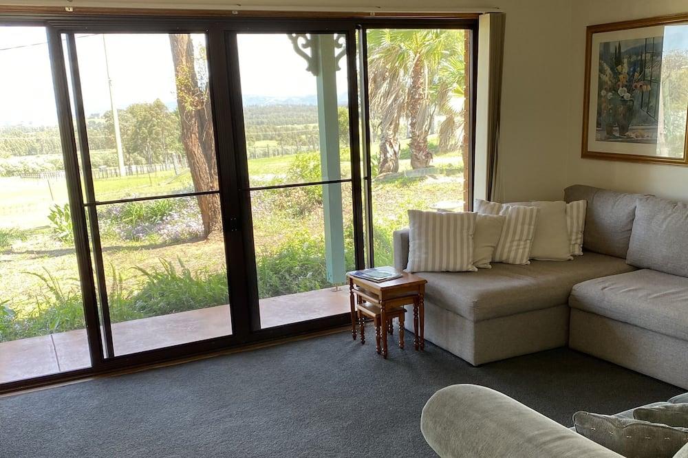 Dom Comfort, 5 sypialni, widok na winnicę - Powierzchnia mieszkalna