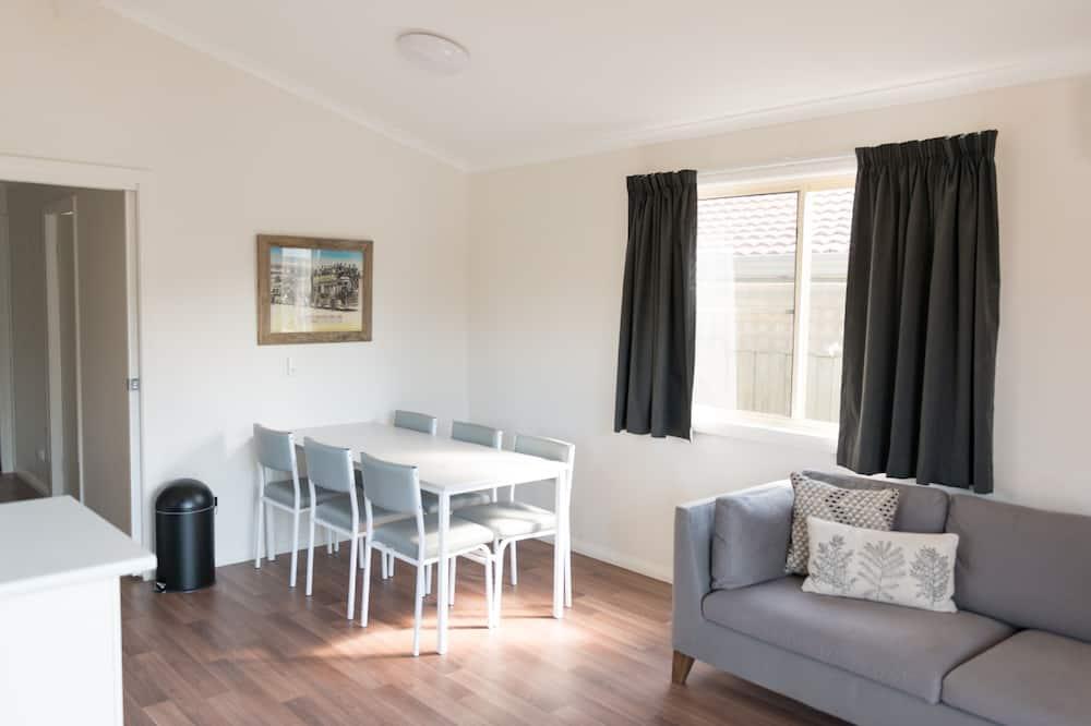 Three Bedroom Villa - Living Area
