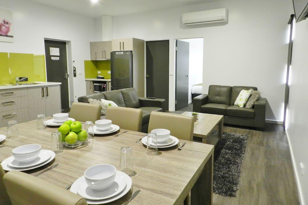 Deluxe Apart Daire, 4 Yatak Odası - Oturma Alanı