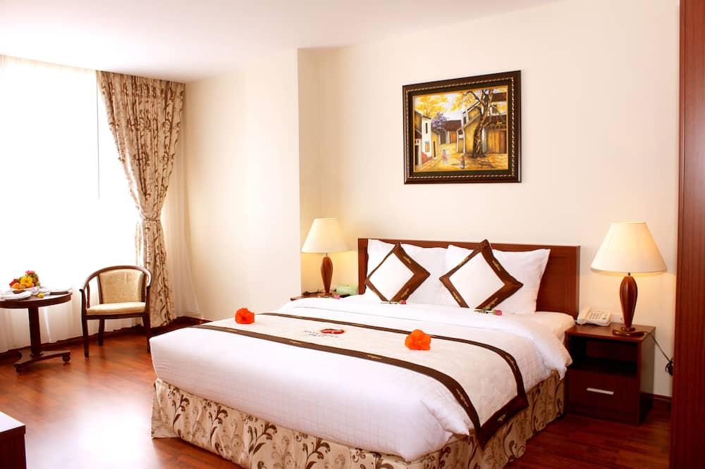 Phòng Suite Executive - Phòng khách