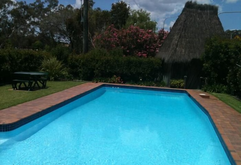 Wayfarer Motel, Muswellbrook, Outdoor Pool