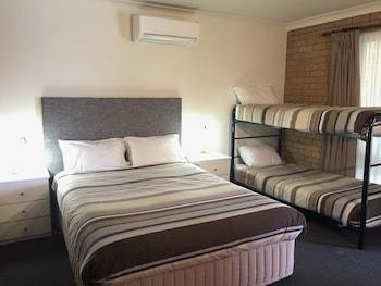 Naktsmītnes Albury Allawa Motor Inn attēls vietā Albury