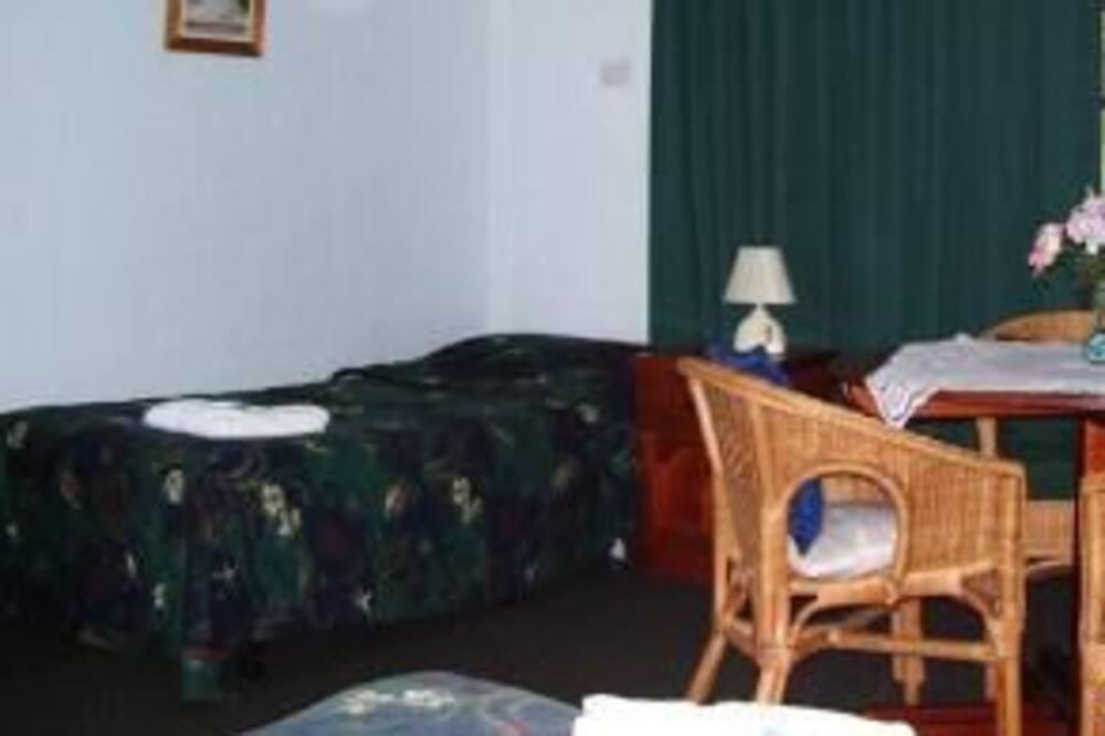 Семейный номер, для некурящих, мини-кухня - Зона гостиной