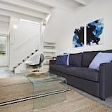 Štandardný apartmán, 1 spálňa, nefajčiarska izba, kuchynka (Two Storey Apartment) - Obývacie priestory