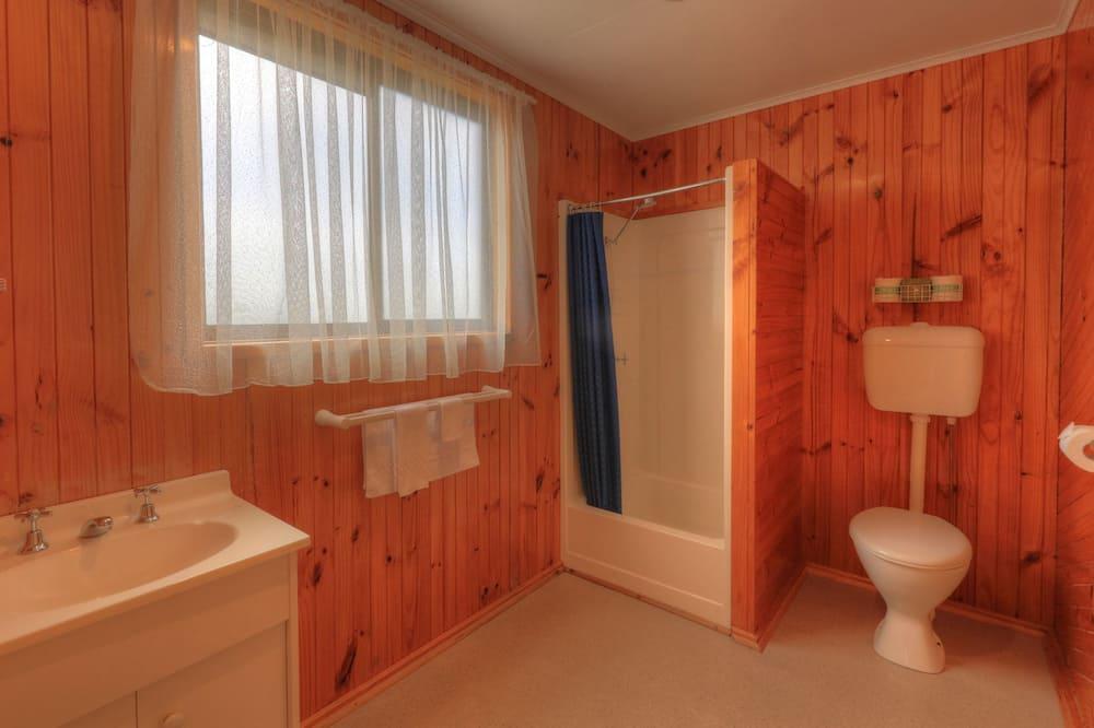 家庭平房, 1 間臥室, 海景 - 浴室