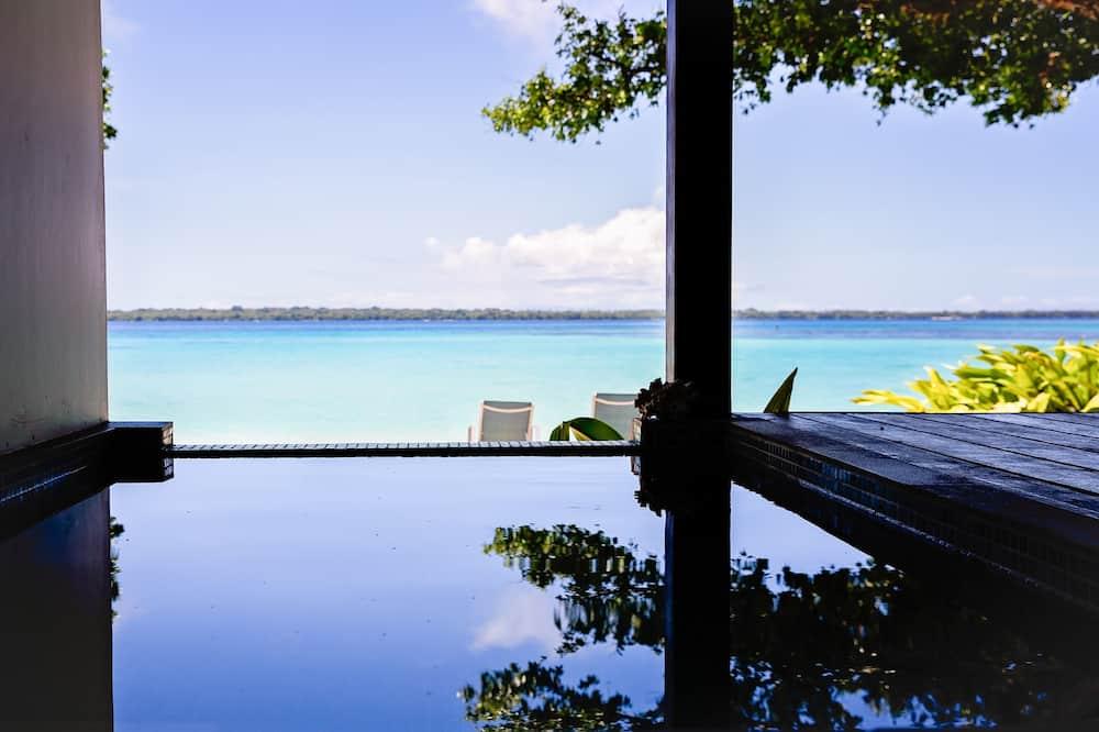 Beachfront Executive Suite/Infinity Pool - Fare 9 - Beach/Ocean View