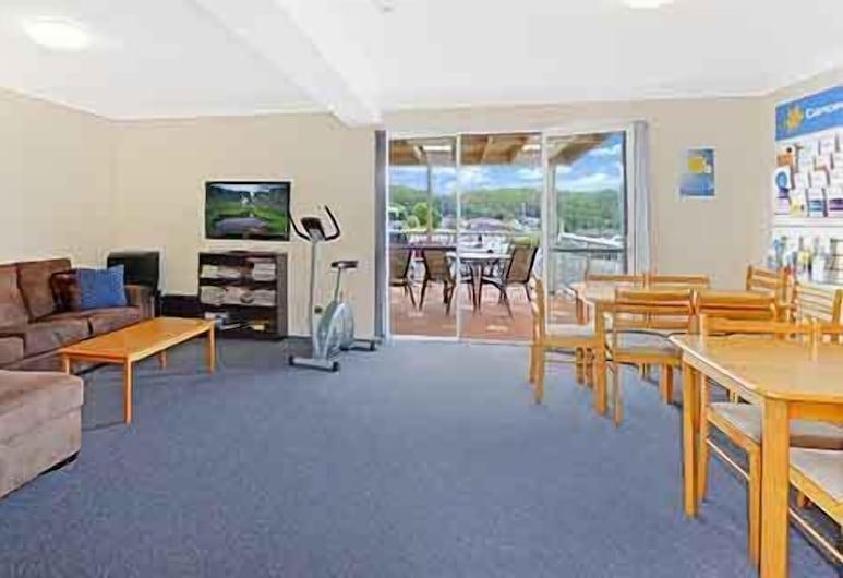 Rotary Lodge Port Macquarie, Port Macquarie, Štvorlôžková izba, Hosťovská izba