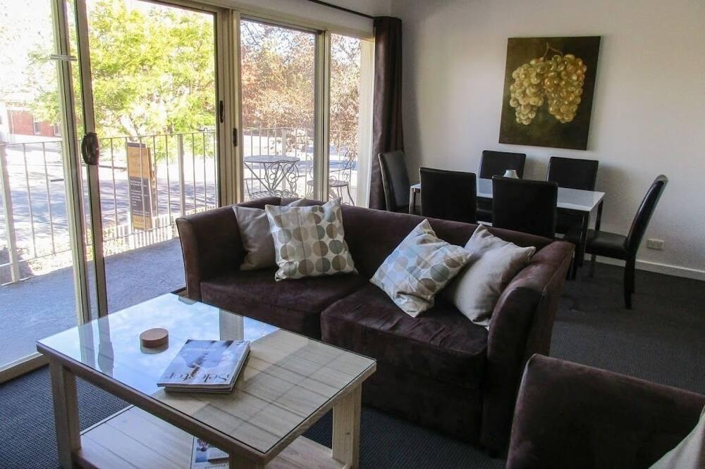 Standard-Apartment, 2Schlafzimmer, Nichtraucher, Küche - Wohnbereich