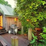 Puhkemaja, 1 magamistoaga, suitsetamine keelatud, köögiga (Kingfisher) - Rõdu
