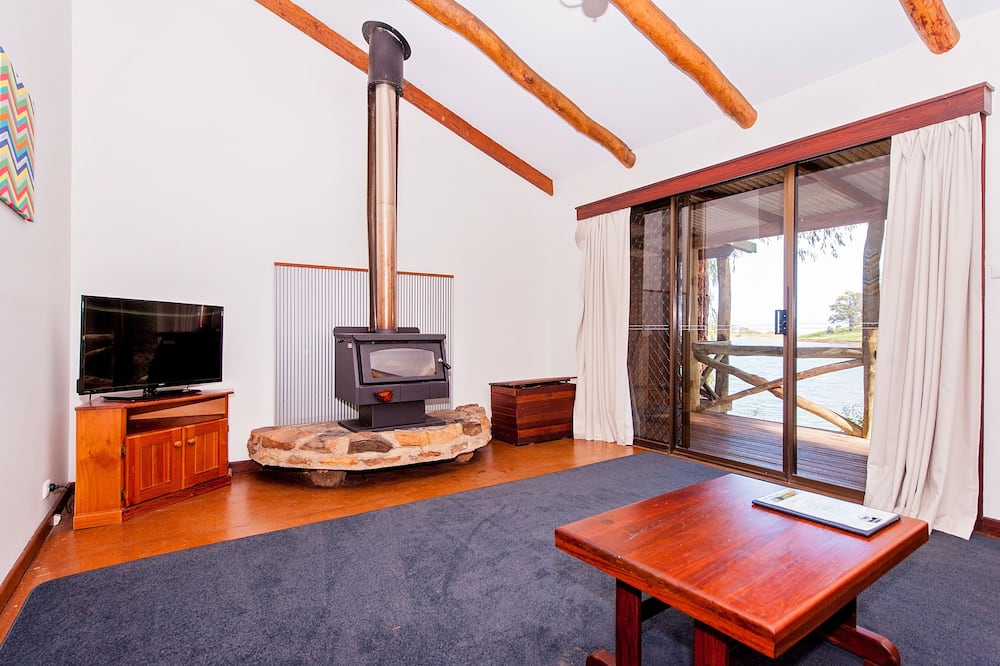 Cabaña estándar, 2 habitaciones, para no fumadores, cocina (Cabins) - Sala de estar