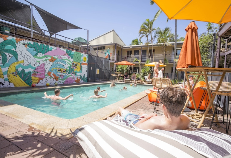 Byron Bay YHA Hostel/Backpackers, Byron Bay, Piscina al aire libre