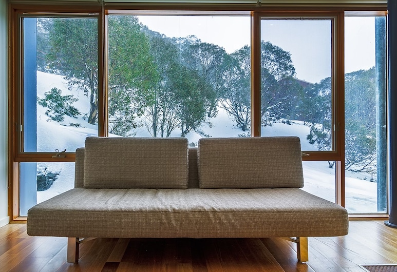 Frueauf Village, Falls Creek, Two Bedroom 4 - Executive, Living Area