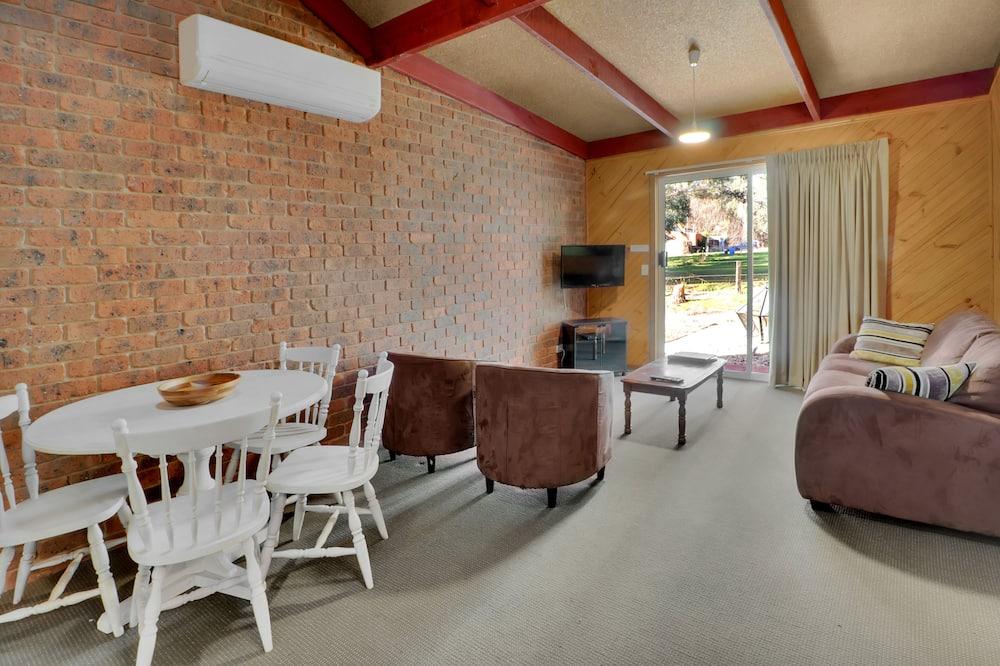 Departamento superior, 2 habitaciones, para no fumadores, cocina (Apartment) - Sala de estar