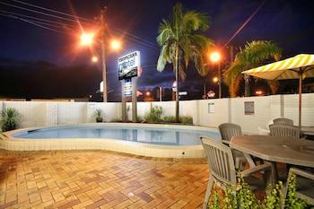 Bild vom Tropicana Motel in Mermaid Beach