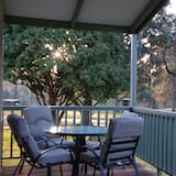 Standard-Suite, 2Schlafzimmer, Nichtraucher, Küche (Parkview Villa (3 Nights)) - Balkon