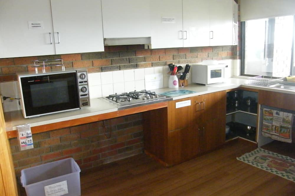 Familiekamer, niet-roken, gemeenschappelijke badkamer - Gemeenschappelijke keukenfaciliteiten