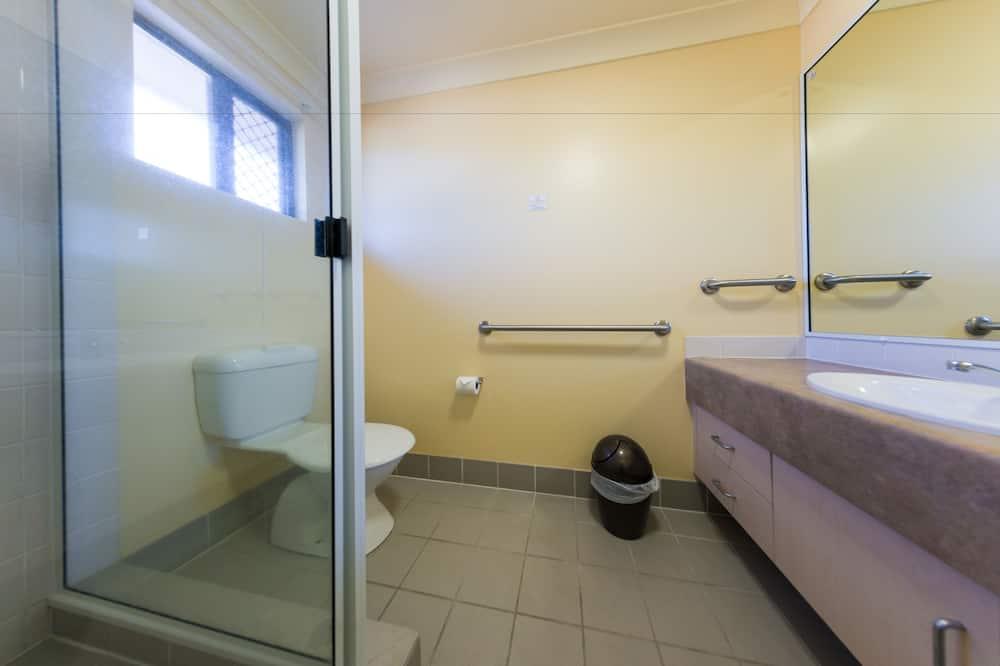Semi Self-Contained (Upstairs) - Bathroom