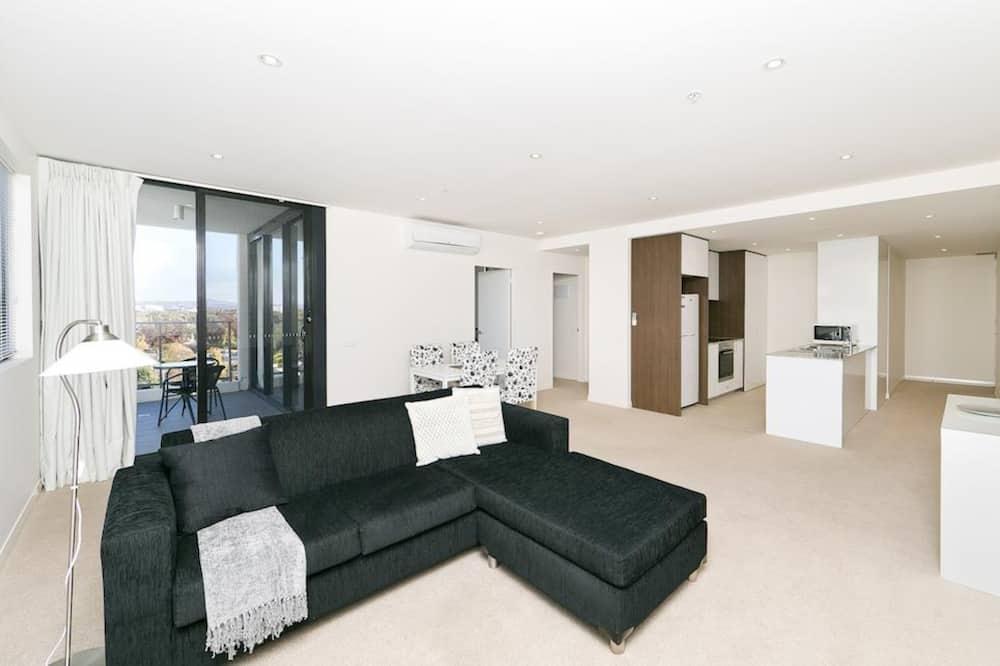 Executive appartement, 2 slaapkamers (Located in Lyneham (Axis)) - Woonruimte