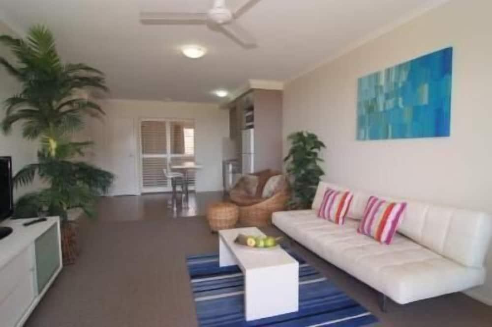 Стандартные апартаменты, 1 спальня, для некурящих, мини-кухня (Mid week special) - Зона гостиной