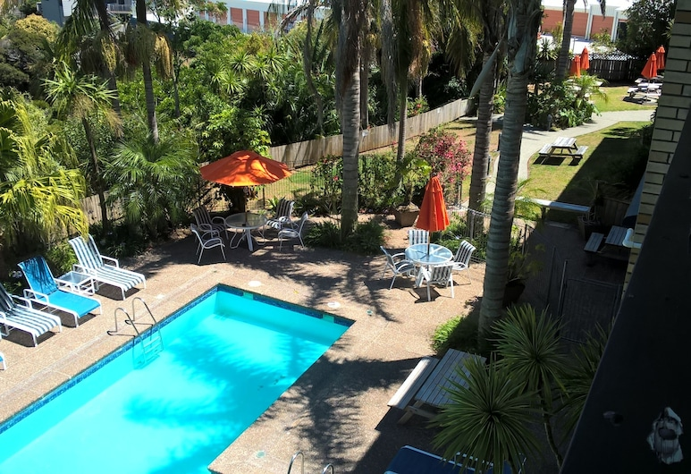 Comfort Hotel Flames Whangerei, Whangarei, Piscina al aire libre