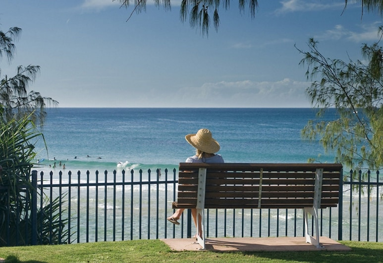 First Sun Holiday Park, Byron Bay, Property Grounds