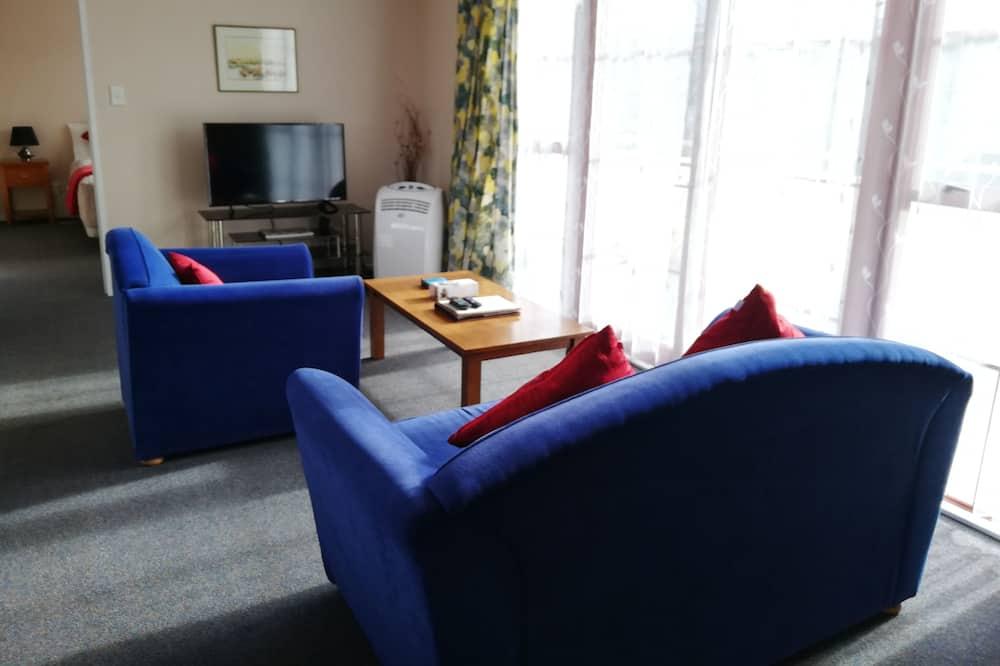 標準套房, 2 間臥室, 非吸煙房, 廚房 - 客廳