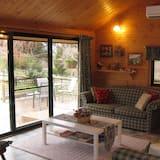 Phòng Suite (The Getaway Cottage) - Khu phòng khách